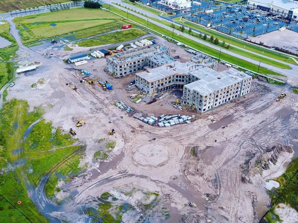 Burgess Civil Doctors Hospital Lakewood Ranch Project