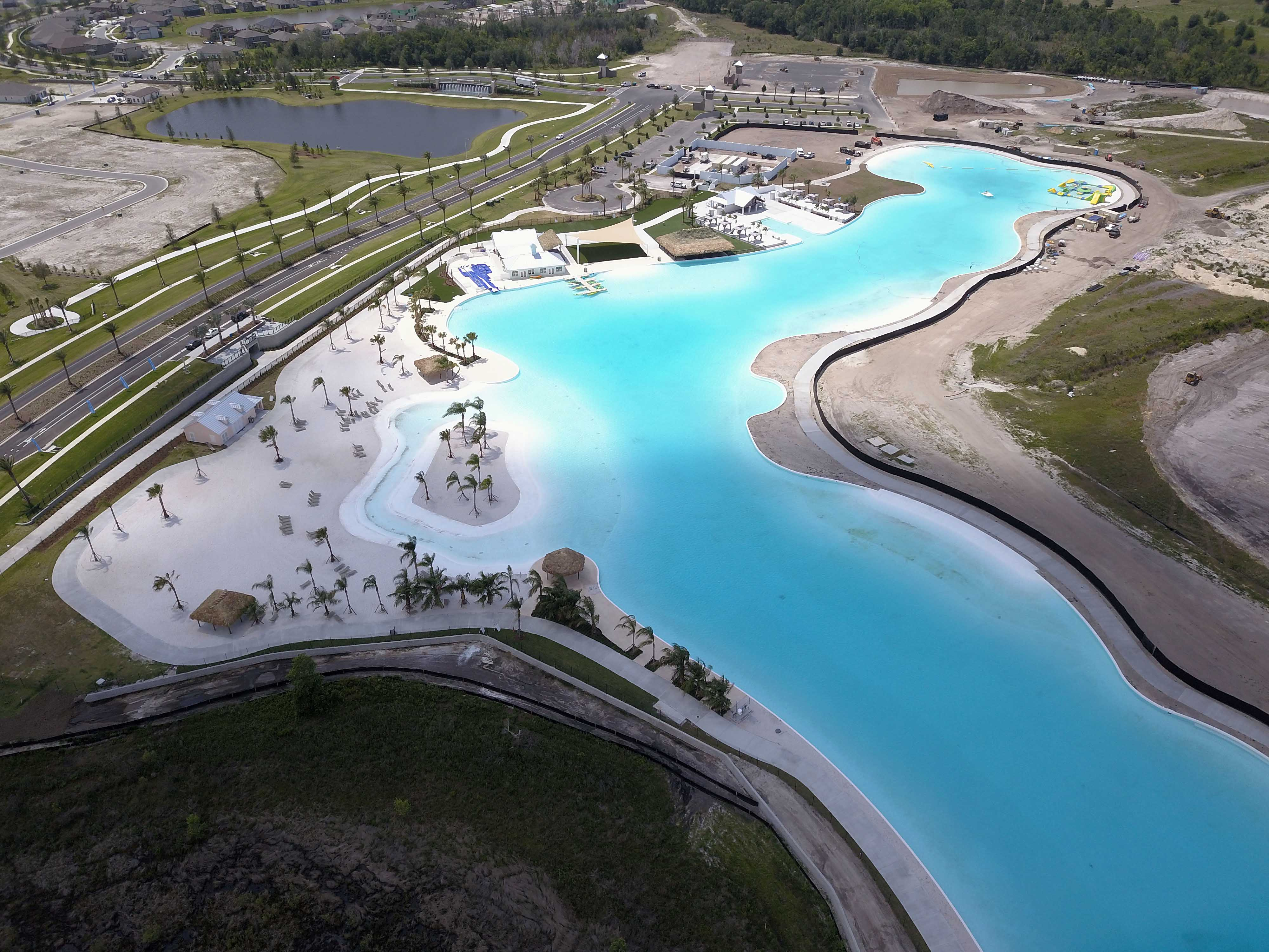Epperson Crystal Lagoon Project